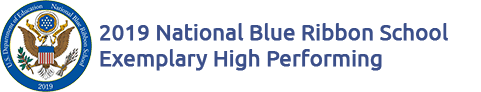 2019 blue ribbon school